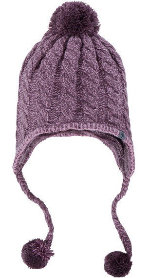 The North Face Fuzzy Earflap muts violet